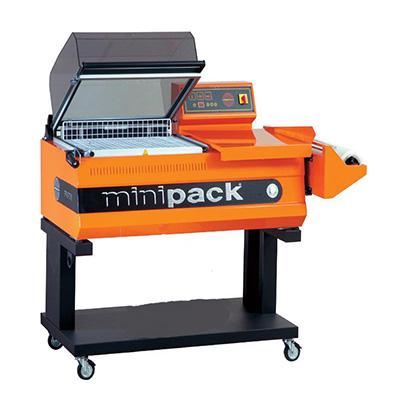 Used Minipack Shrink Wrap Machinery
