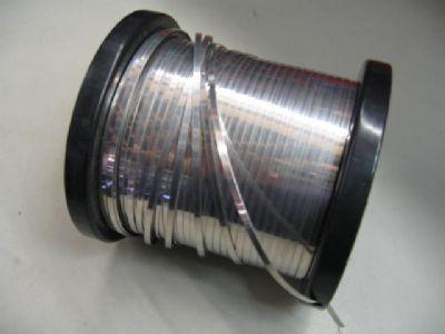 3mm x 0.5mm Sealing Blade/Band Nichrome 5 Mtrs