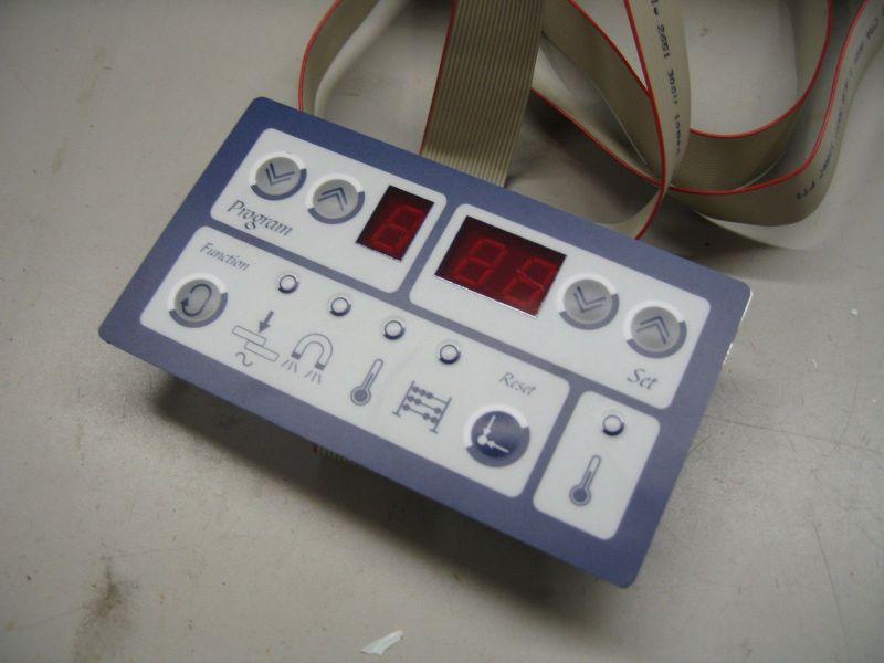 Dibipack Evolution Control Panel