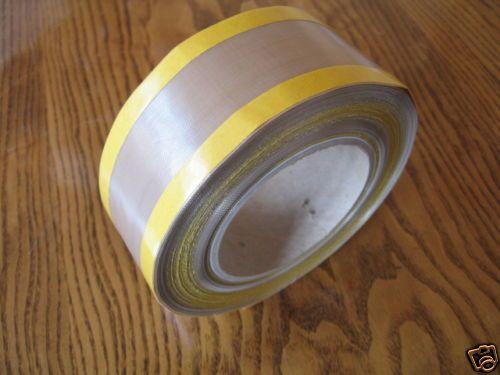 L Sealer PTFE/Glass Woven Zone Tape 10-10-10 Per Mtr
