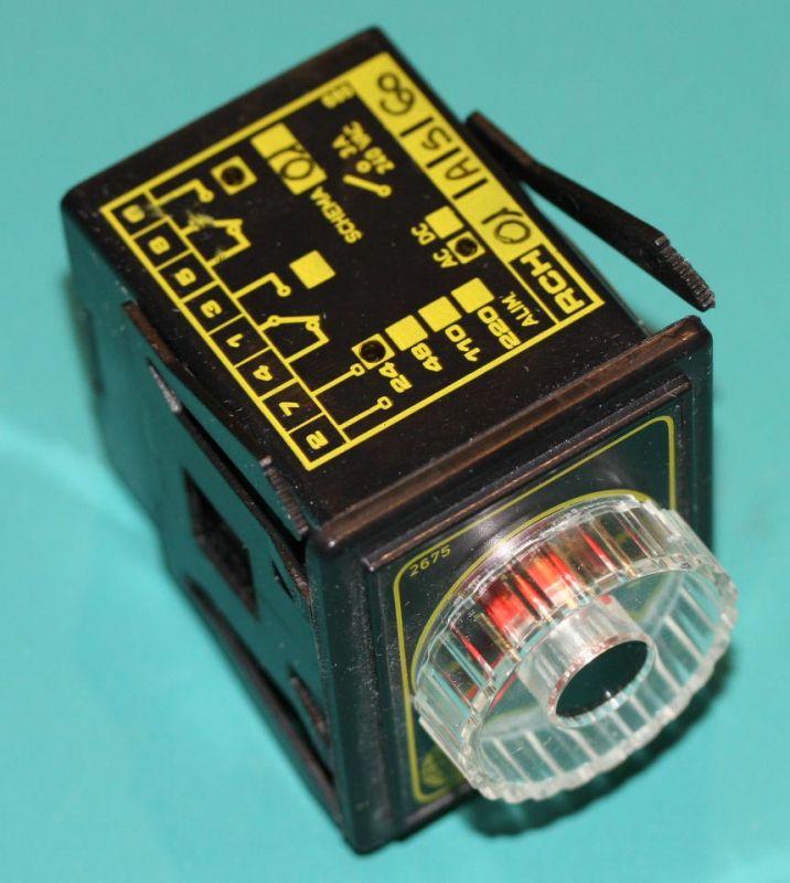 Minipack 24VAC Timer FE420066 RCH01AS60 NOS