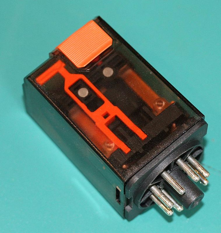 Minipack 8 Pin Octal Relay Part Number FE370006