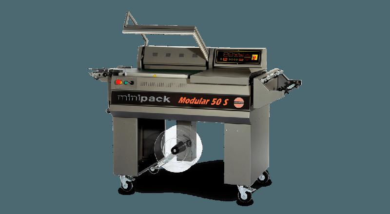 Minipack Tunnel 50 & Modular 50S Steel IT