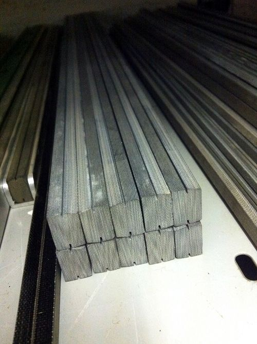 Quickpack Sealing Infill Beds - Blade Supports 1 Set
