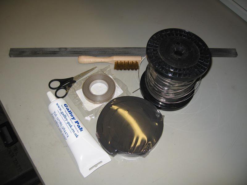 Quickpack Servive Kit
